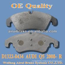D1322 Q5 brake pad hi-q