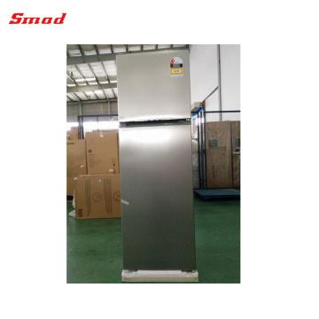 Top Mount Stainless Steel Frost Free Compressor Fridge Refrigerator