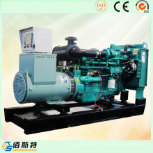 China Marke 90kw Diesel Driven Electric Generator Set