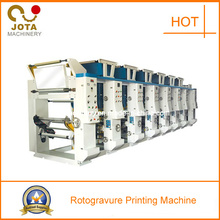 Automatic Four Colors Rotogravure Printing Press