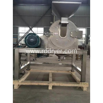 Dried fruit and vegetable powder grinding machinery