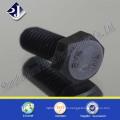 Schwarze pH-Beschichtung Kappenschraube Sechskantschraube