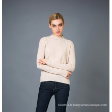 Lady's Fashion Cashmere Sweater 17brpv031