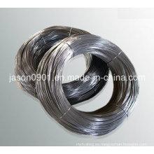 Esferoidización de alambre, alambre de acero, alambre de acero inoxidable