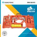 Equipos de pistola de pulverización de aire Rongpeng R8031k44 44PCS