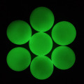 Balles d'entraînement de golf fluorescentes de nuit