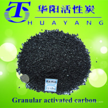 Filtre à eau au charbon actif à base de charbon 220mg / g de bleu de méthylène