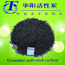 Azul de metileno 220 mg / g carvão ativado filtro de água de carvão ativado