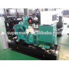 125kVA diesel generator with Cummins engine
