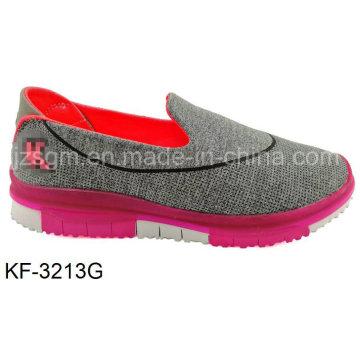 Simple Casual zapatos planos de deportes con EVA Sole