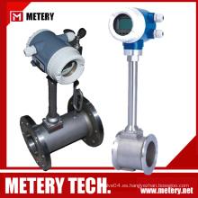 Medidor de flujo vórtice de alta presión Metery Tech.China