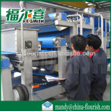Full automatic industrial belt type fruit juice squeezer
