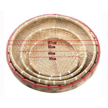 High Quality Handmade Natural Bamboo Basket (BC-NB1007)