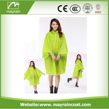 Promotion PVC Adulte imperméable Rainwear Rain Poncho