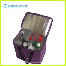 Bolso promocional Rbc-079A del refrigerador del totalizador del vino del neopreno de la botella