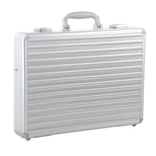 Embossing Aluminum Hard Case Tool Box