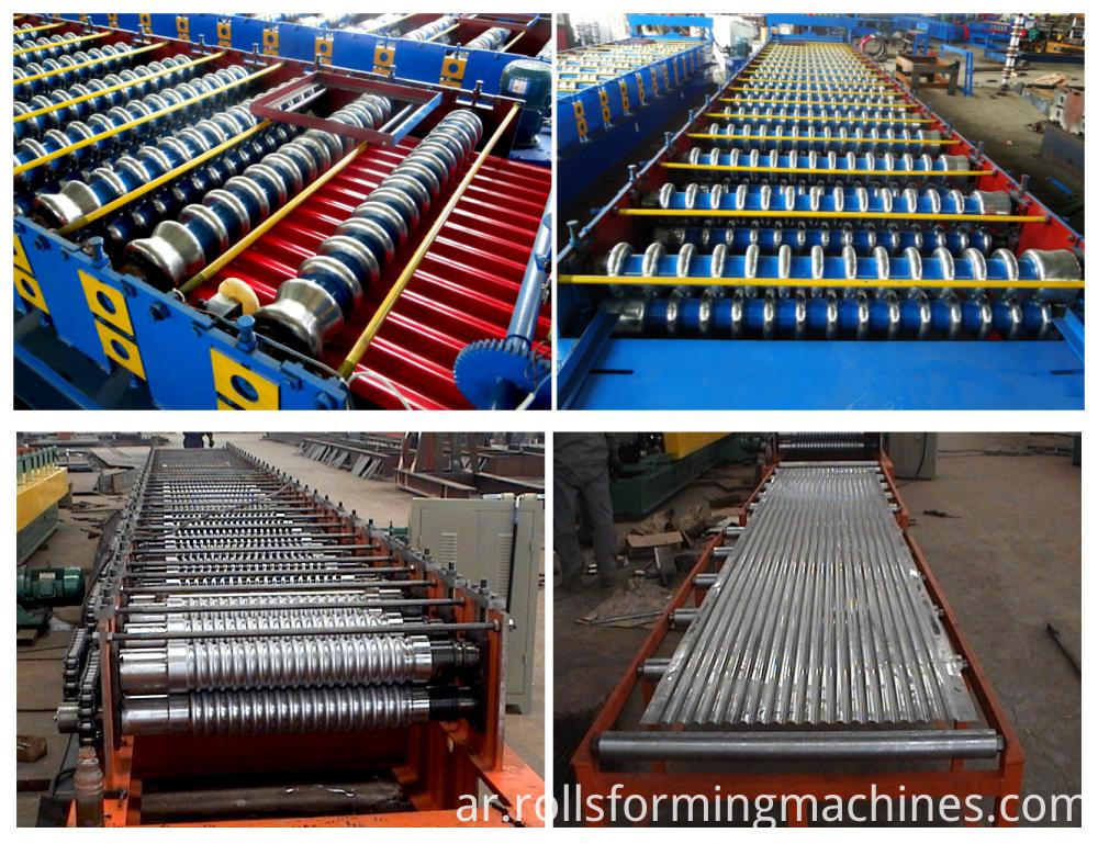 Roofing Sheet Roll Forming Machine 03