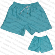 Polyester Fabric Men′s Training Short / Beach Shorts / Running Shorts