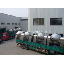 Plastic Particles Conical Vacuum Drying Machine Made by Professional Manufacturer