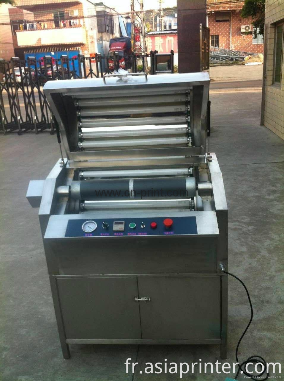 Photopolymer image Making Machine