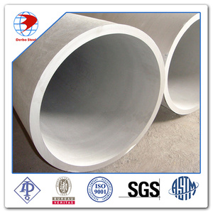 Seamless ASTM A213 800H stainless steel pipe
