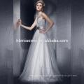 vestido de fiesta de la princesa sexy multi-color de la pretina de cintura al por mayor vestido de noche