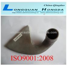 Алюминиевые корпуса двигателей, алюминиевые литые корпуса двигателей