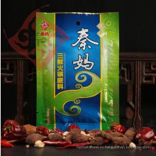 QINMA 150г морепродукты мягкий креветки вкус вегетарианский горячий горшок приправа
