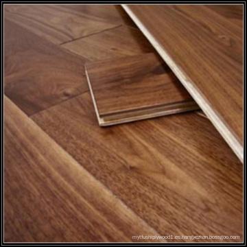 Casa de ingeniería pisos de madera de nogal americano