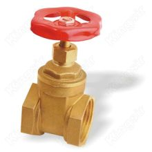 Middle East Brass Gate Valves