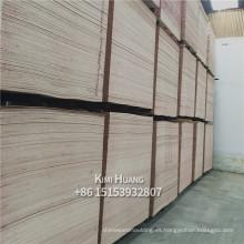mejor calidad bb / cc caoba okoume bintangor madera contrachapada comercial para muebles grado guardarropa