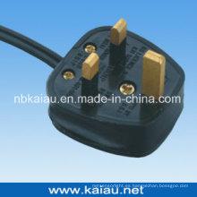 Cable eléctrico de Gran Bretaña (KA-BP-03)