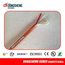 Cable de alta fidelidad del micrófono del cable del micrófono del PVC de la alta calidad
