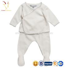 Новая Мода Девушки Малыша Одежда Младенческой Кашемир Новорожденного