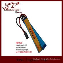 Firefox 7, 4V 1200mAh batterie de Li-polymère Lipo LiPo 20C