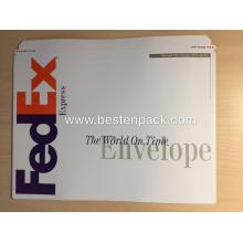 Fedex pelekat Hard Kertas Sampul