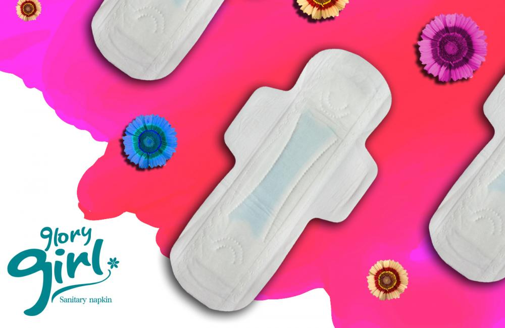 anion sanitary napkins and panty liners