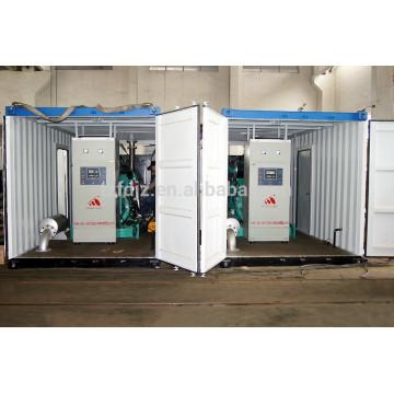 Planta de energía de diesel para la venta