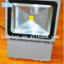 Shenzhen prix direct imperméable à l'eau 12-24v 12v 24v ip65 éclairage solaire alimenté par stationnement 100w