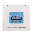 Sistema Controlador de Carga Solar