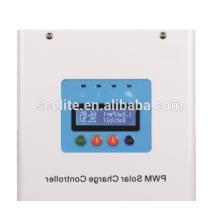 Sistema de controlador de carga solar