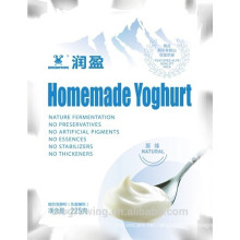 Nature yogurt powder