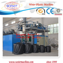 HDPE large blow moulding machine