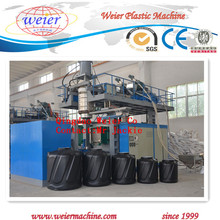 Maquinaria do molde do sopro do tanque de armazenamento da água