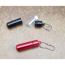 Promotion Gift Hard Aluminum Pill Holder