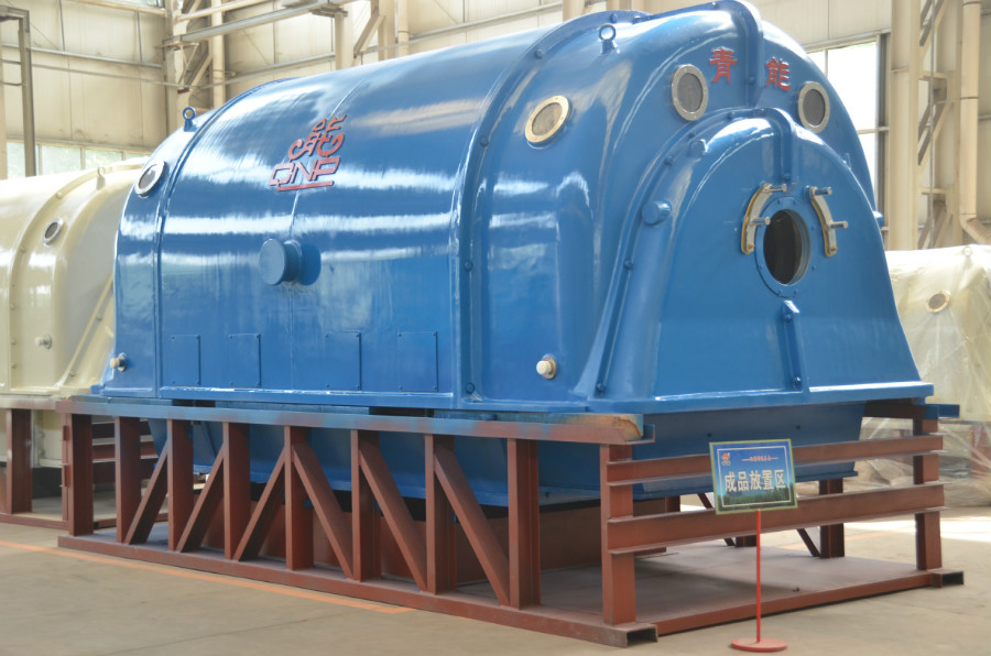 Steam Turbine Generator 2