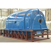 Steam Turbin Generator QNP Animasi