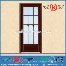 JK-AW9012 modern aluminum interior glass doors design