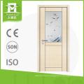 2016 hot sale China supplier modern design glass door price