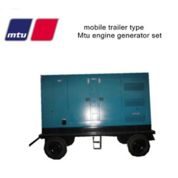 350kVA Mtu Soundproof Diesel Generator Set
